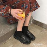 日本新款正統雪鬆jk制服鞋日繫學院風小皮鞋女學生單鞋   東川崎町