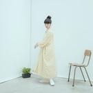 Queen Shop【01085537】滿版波點微透綁帶襯衫洋裝*現+預*