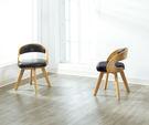 【南洋風休閒傢俱】餐椅系列-D412旋轉...