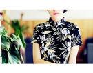 唐寶-唐寶旗袍 夏季 棉麻 短旗袍 氣質 復古風