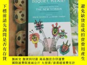 二手書博民逛書店Disquiet,罕見Please!: More Humor W