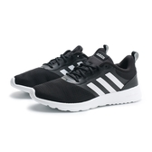 ADIDAS 慢跑鞋 QT RACER 2.0 黑白 輕量 運動 健身 女 (布魯克林) FV9529