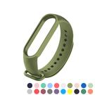 小米手環5/6共用錶帶-軍綠色