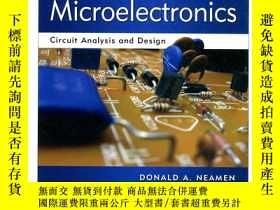 全新書博民逛書店MicroelectronicsCircuit Analysis