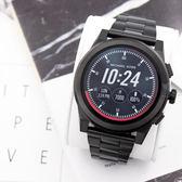 Michael Kors (MKT5029) 觸控式智慧手錶 MK 黑/47mm 男錶