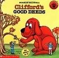 二手書博民逛書店 《Clifford's Good Deeds》 R2Y ISBN:0590442929│NormanBridwell