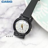 CASIO卡西歐 LQ-139EMV-7A 輕薄簡約指針腕錶 女錶 石英錶 防水手錶 小圓錶 黑x白x金 LQ-139EMV-7ALDF