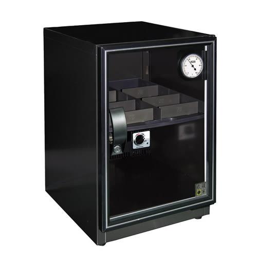 收藏家全功能電子防潮櫃 DX-56《46公升》全功能防潮櫃系列