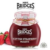 【南紡購物中心】【MRS. BRIDGES】英橋夫人蘇格蘭草莓果醬 (大)340g