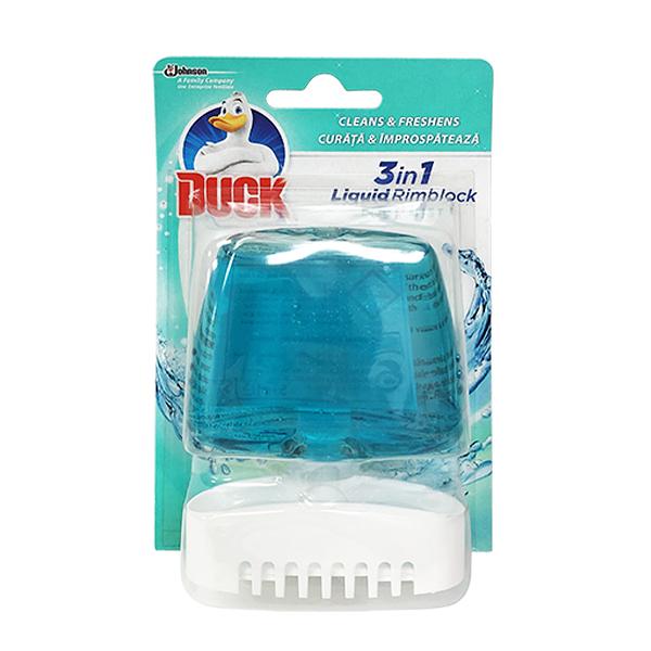 英國進口 Duck 馬桶掛式清潔清香劑 Cool Mist 薄霧款 55ml