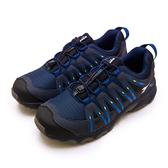 LIKA夢 DIADORA 迪亞多那 戶外野趣郊山抗水越野鞋 山之勇者系列 藍黑灰 7806 男