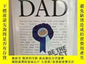 二手書博民逛書店Be罕見a Great Dad (Teach Yourself)
