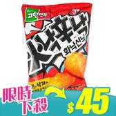 韓國 HAITAI 海太 辣餃子造型餅乾 57g【新高橋藥妝】點心/辣章魚
