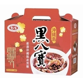 愛之味沖繩島黑八寶禮盒340g*12入【愛買】