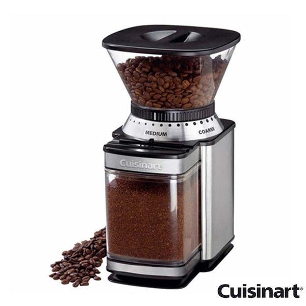【美國 美膳雅Cuisinart 】18段粗細全新專業咖啡研磨器 / 磨豆機 (DBM-8TW)