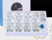 拔罐器南極人火罐玻璃美容院專用家用套裝撥罐吸濕真空拔罐器工具全【快速出貨】