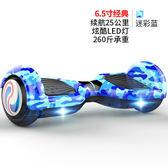 兩輪體感平衡車電動扭扭兒童成人智能漂移車思維雙輪學生代步小朋友禮物