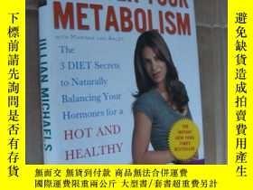 二手書博民逛書店Master罕見Your Metabolism by Jilli
