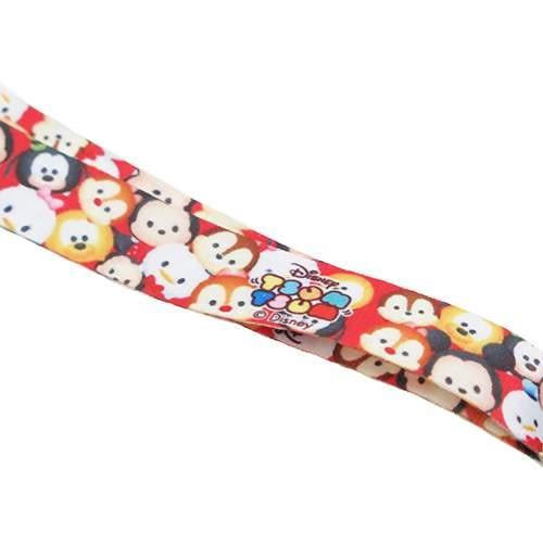日本迪士尼 TSUM TSUM 超可愛證件條帶 米奇款 該該貝比日本精品 ☆