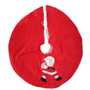 聖誕節裝飾  布藝樹裙多款隨機70g