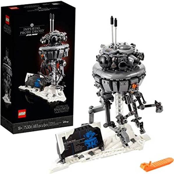 LEGO 樂高 Star Wars Imperial Probe Droid 75306  (683 Pieces)
