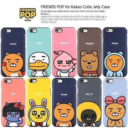特價商品│ Kakao Friends P2 防摔吸震 手機殼│iPhone 7 8 Plus│z7469