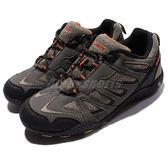 【五折特賣】HI-TEC 戶外鞋 Marcha 灰 咖啡 黑 橘 低筒設計 登山 健走鞋 男鞋【PUMP306】 O004818041