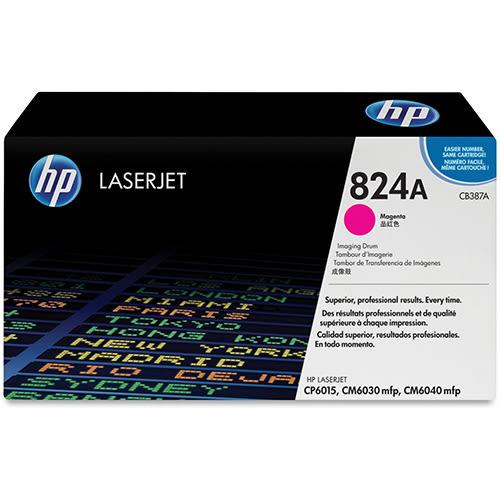 【HP】CB387A  原廠洋紅色影像感光滾筒