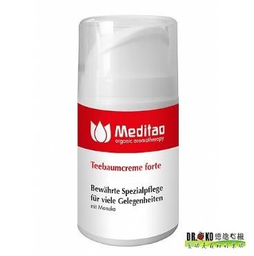 DR.OKO德逸 美之道精油保養品-美妝超滋潤保養系列 茶樹香膏(預防乾燥,滋養肌膚) 50ml/瓶