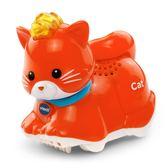 【 Vtech 聲光玩具 】嘟嘟動物系列 - 貓咪 ╭★ JOYBUS玩具百貨