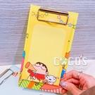 韓國 蠟筆小新 小白 迷你版夾便條本 記事便條紙 便條紙本 便條紙 A款 COCOS DM040