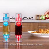 【11月萊這199免運】日式兩用定量防漏油瓶 油壺 醬油瓶 防漏控油調味瓶