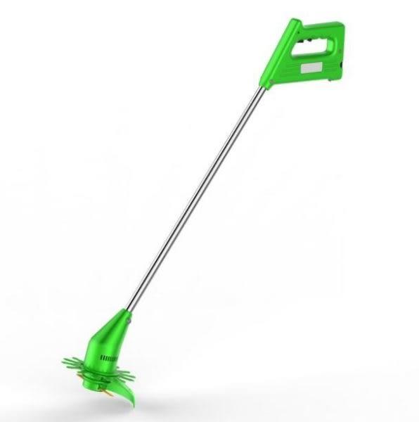 割草機 充電式電動割草機打草機充電家用除草機小型多功能草坪機T