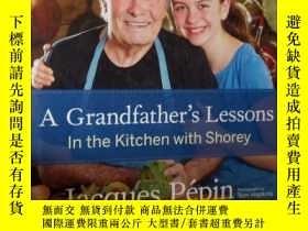 二手書博民逛書店A罕見Grandfather s Lessons: In the