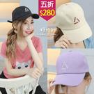 【五折價$280】糖罐子刺繡造型可調式鴨舌帽→預購【DD2424】