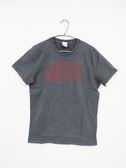 【Abercrombie & Fitch】男款短袖純棉T恤 - 深灰/L