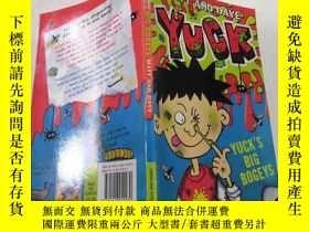 二手書博民逛書店yuck s罕見big bogeys醜八怪Y212829