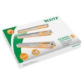 LEITZ 555100重型四用多功能訂書機專用訂書針卡匣559200(5卡/盒)(K8)