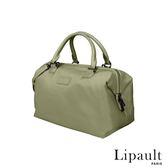 法國時尚Lipault 時尚造型保齡球包M(杏仁綠)