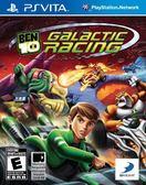 PSV Ben 10 Galactic Racing  少年駭客 銀河賽車(美版代購)