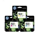 【三彩一組】HP NO.564XL 564XL 原廠墨水匣 盒裝 適用3070A 4620 5520等