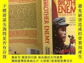 二手書博民逛書店Brother罕見Enemy: The War After th