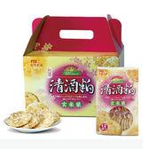 台酒清酒粕玄米果-辣味150g*6/箱【愛買】