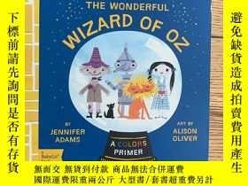 二手書博民逛書店Wizard罕見of OZ 世界文學作品嬰幼兒版紙板書 綠野仙蹤Y442150 Allison Oliver