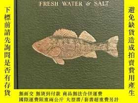 二手書博民逛書店The罕見Fishes of the British Isles