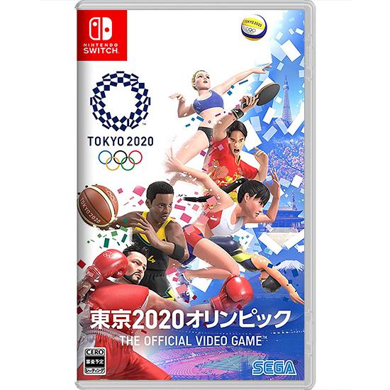[哈GAME族]免運費 可刷卡●收錄16種奧運競賽●NS 2020 東京奧運 The Official Video Game 中文版