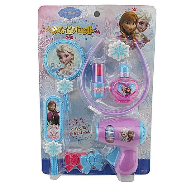 玩具反斗城   冰雪奇緣 髮妝組