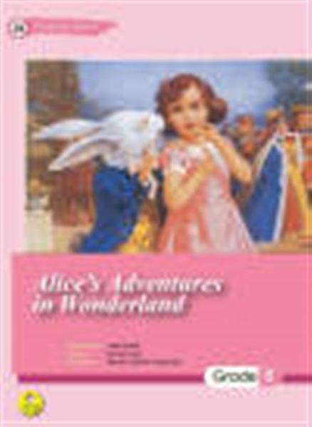 (二手書)Alice's Adventures in Wonderland(25k彩圖文學改寫+2CD)