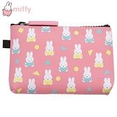 【SAS】日本限定 NUU-small p+g design 米菲兔 米飛兔 miffy 滿版繪圖版 收納包 / 化妝包