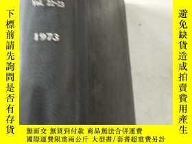 二手書博民逛書店organometallc罕見compounds Vol.22-
